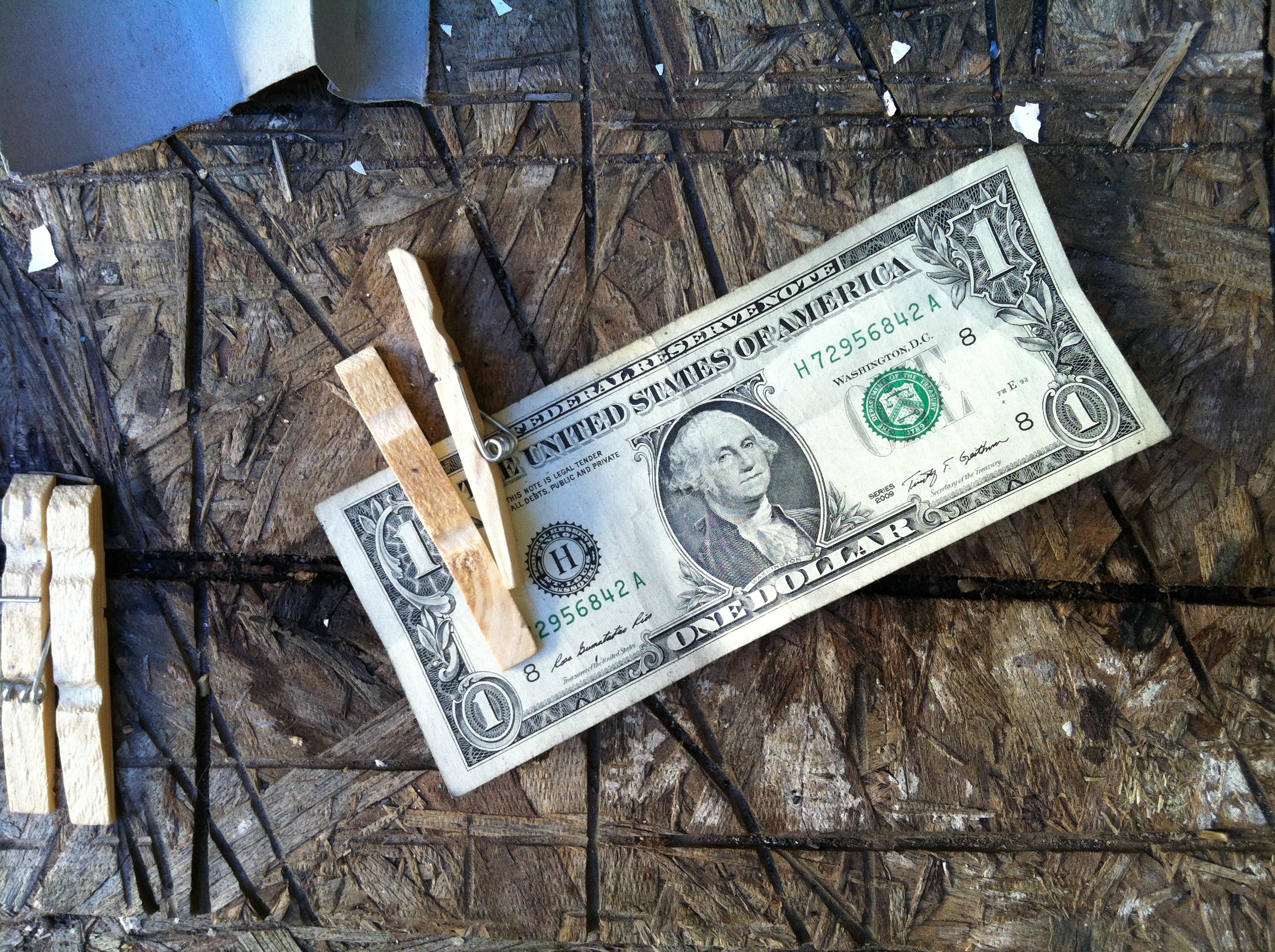 Fat cash?