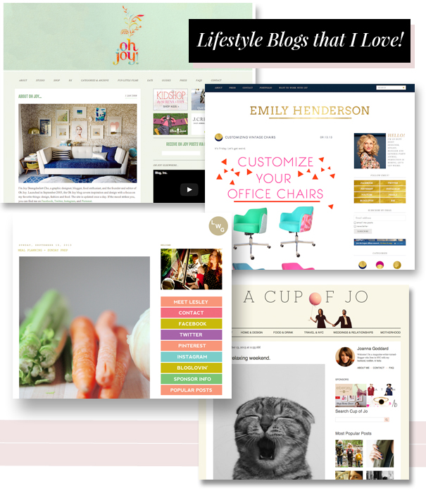 Lifestyle Blog Selection provided by katehash.com
