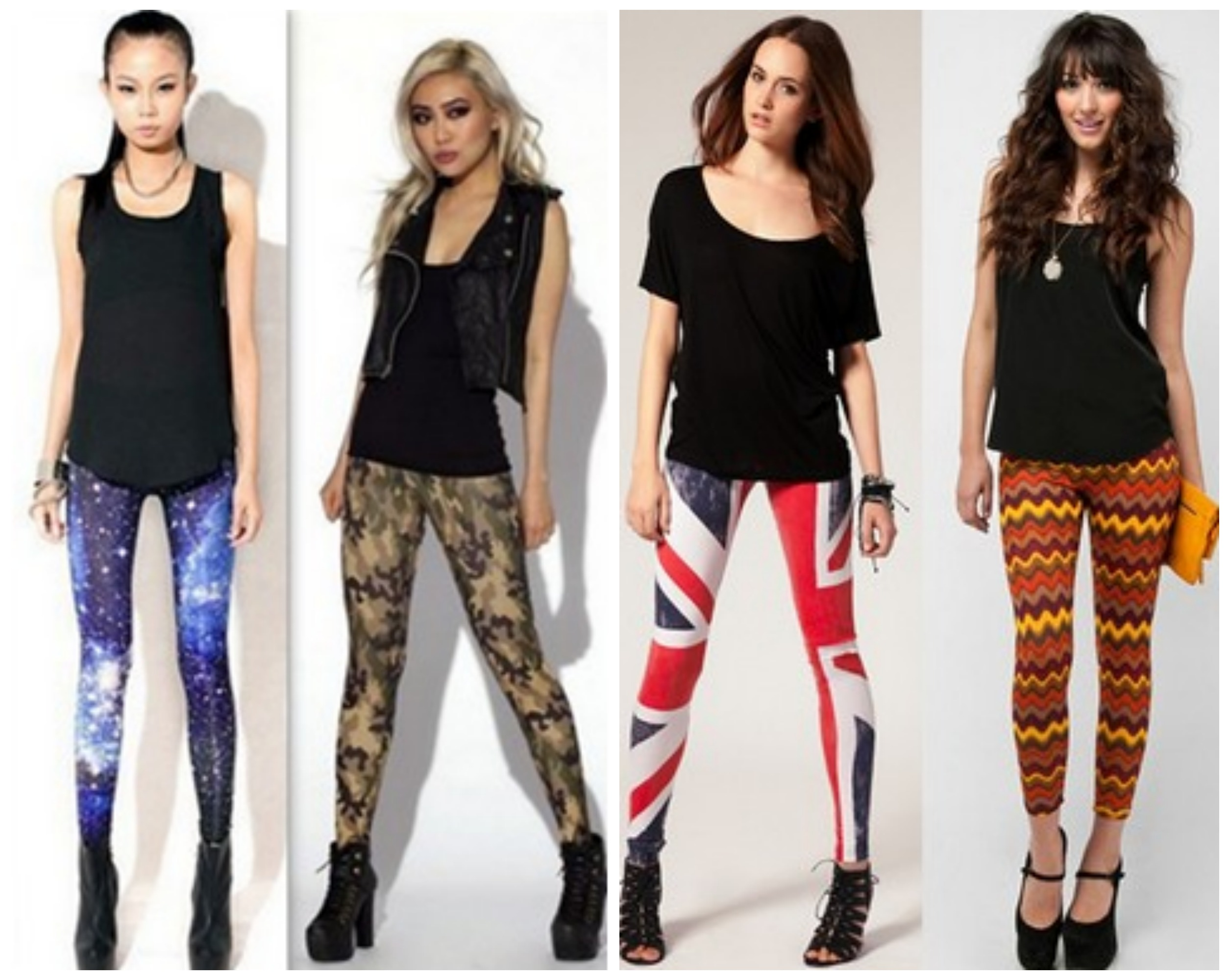 LEGGINGS! [Photo Credit: www.rachelslookbook.com]