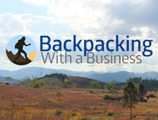 Backpacking With A Business