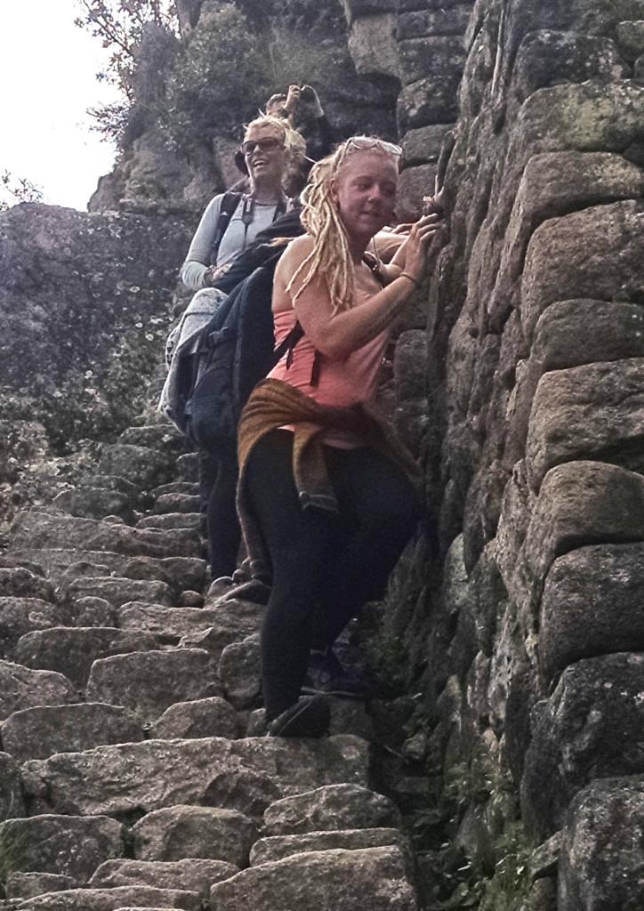 De-scaling Huayna Pichu