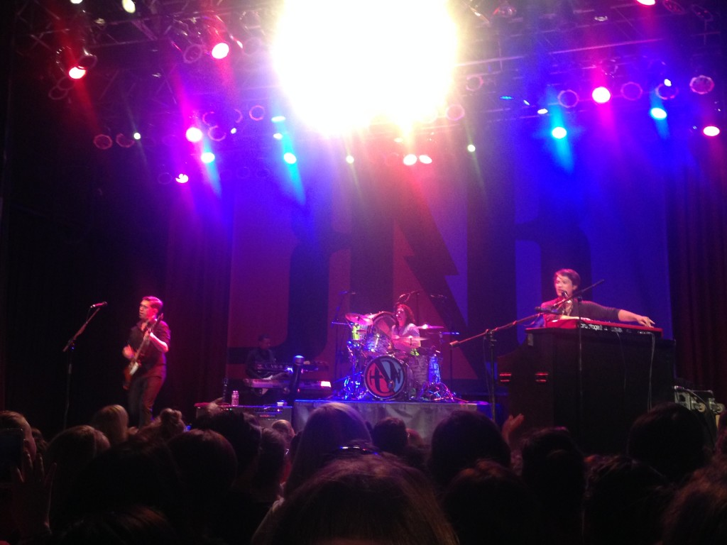 Hanson, House of Blues 2015