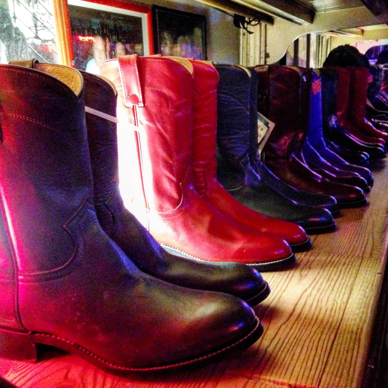 Nashville Cowboy Boots